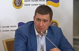 Игорь Марков