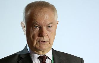 Cпециальный представитель президента РФ по вопросам климата Александр Бедрицкий