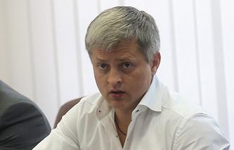 Президент Футбольной национальной лиги Игорь Ефремов
