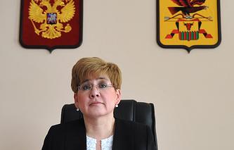 Исполняющая обязанности губернатора Забайкальского края Наталья Жданова