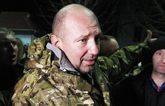 """Командир батальона """"Айдар"""" Сергей Мельничук"""