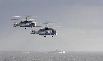 Вертолеты Ка-27ПЛ