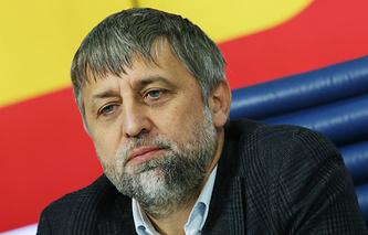 Александр Буртин