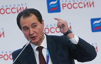 Заместитель министра транспорта РФ Валерий Окулов