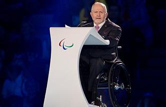 Президент МПК Филип Крэйвен