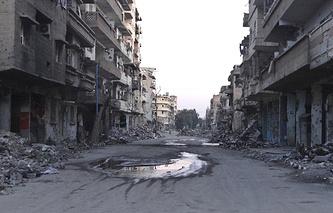 Дейр-эз-Зор, Сирия
