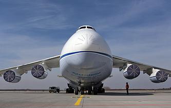 "Транспортный самолет Ан-124 ""Руслан"""