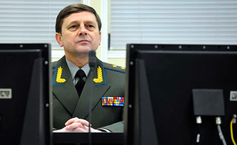 Олег Остапенко. Фото ИТАР-ТАСС/Руслан Шамуков