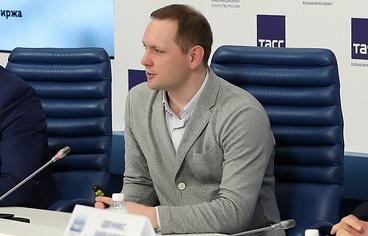 Генеральный директор краудинвестинговой площадки StartTrack Константин Шабалин