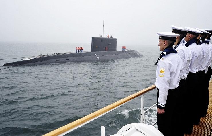 Marinha Russa encomendará mais 6 SSK para a Frota do Pacífico