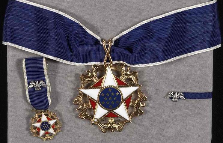 Президентская медаль Свободы США