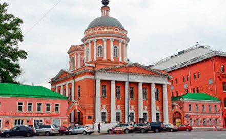 Храм святого апостола Иоанна Богослова на Новой площади. Фото iverblag.ru