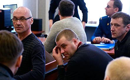 Сергей Дербенев (слева). ИТАР-ТАСС/ Максим Кимерлинг