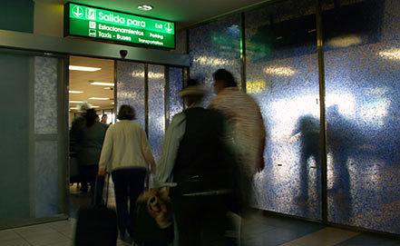 "Аэропорт ""Токумен"". Фото tocumenpanama.aero"