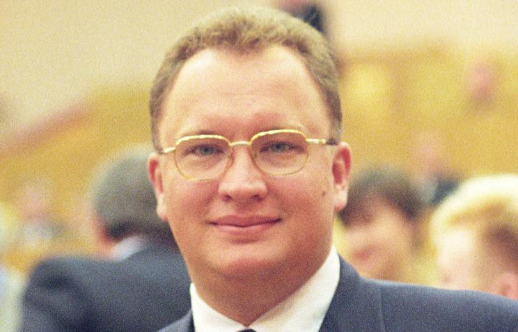 Владимир Коптев-Дворников