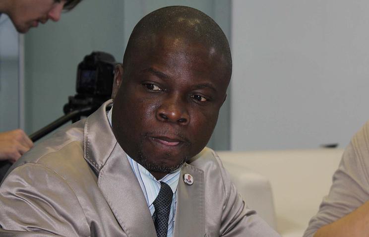 Советник президента Экваториальной Гвинеи Бенинт Коови