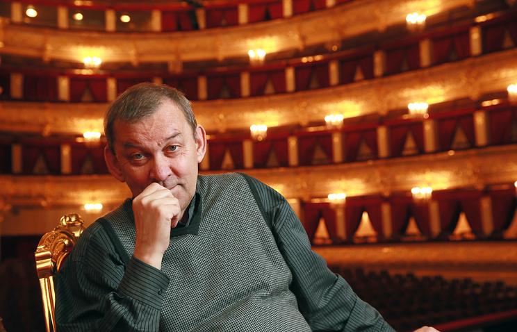 Генеральный директор Большого театра Владимир Урин