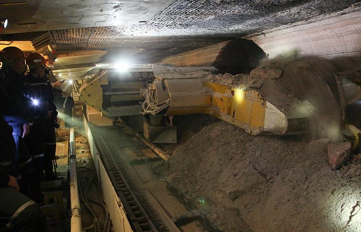 Производство калийных минеральных удобрений