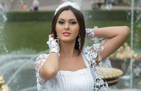"""""""Мисс Санкт-Петербург-2013"""" Анастасия Бельская"""