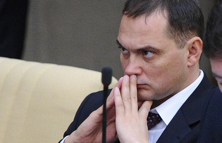 Депутат от партии КПРФ Константин Ширшов