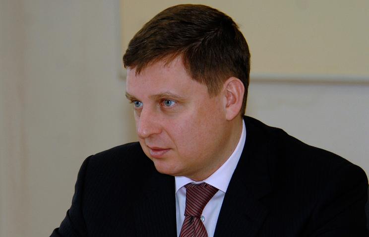 Председатель Законодательного собрания Тверской Области Андрей Епишин