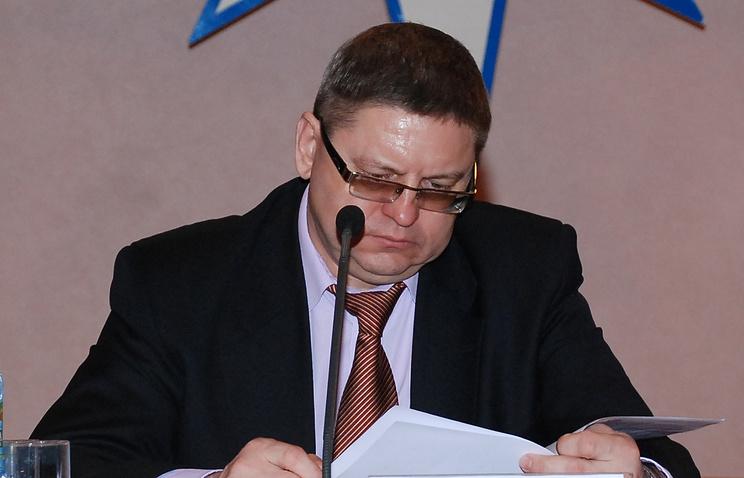 Валерий Рогожкин