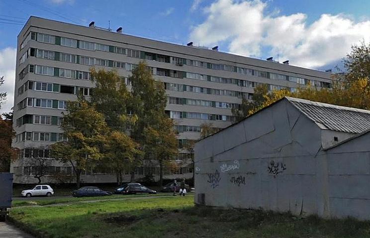 улица Ольги Форш, 1К4