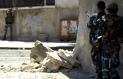 Фото  EPA/SANA/SYRIAN TELEVISION/ ИТАР-ТАСС