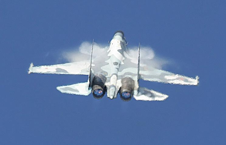 Истребитель Су-30МКИ