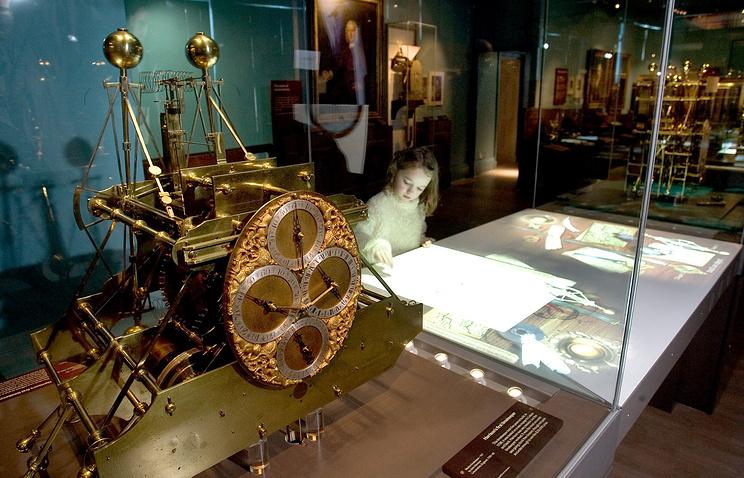 В Гринвичской королевской обсерватории