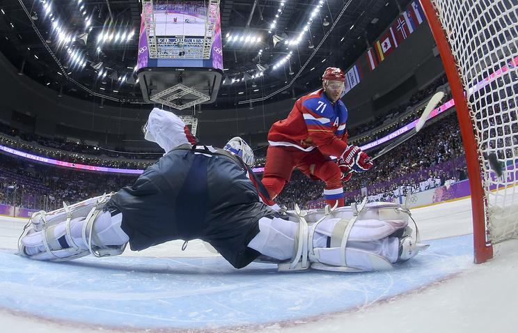 Илья Ковальчук реализует буллит
