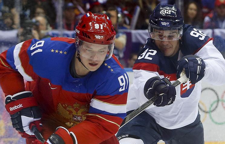 Бранко Радивоевич (справа) и Владимир Тарасенко