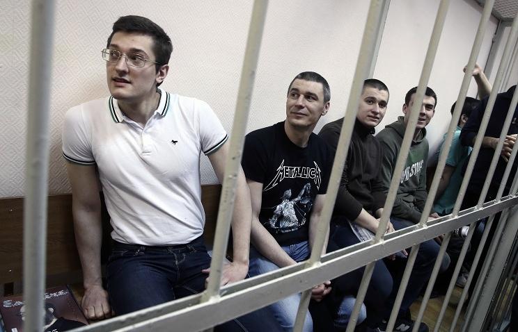 Ярослав Белоусов, Артем Савелов, Алексей Полихович и Денис Луцкевич