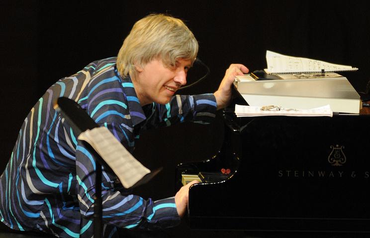 Пианист Андрей Кондаков