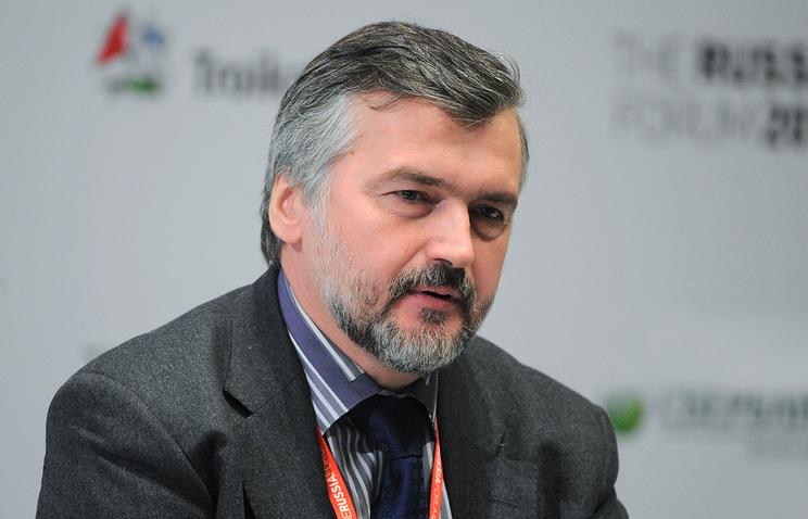 Заместитель министра экономического развития РФ Андрей Клепач