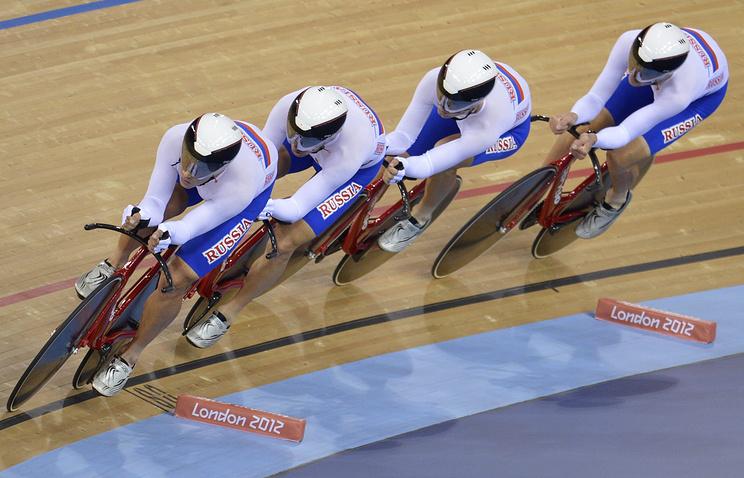 Иван Ковалев стал чемпионом мира по велотреку