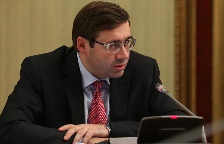 Первый заместитель председателя Центробанка Сергей Швецов