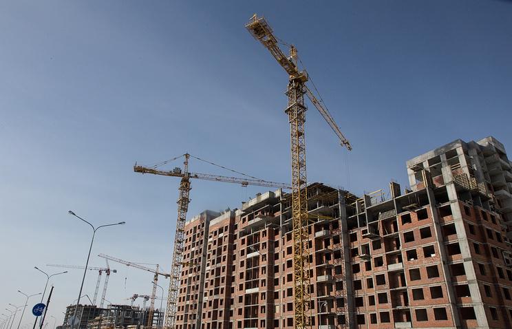 """Строительство в """"Академическом"""""""