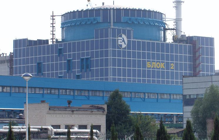 Второй блок Хмельницкой АЭС