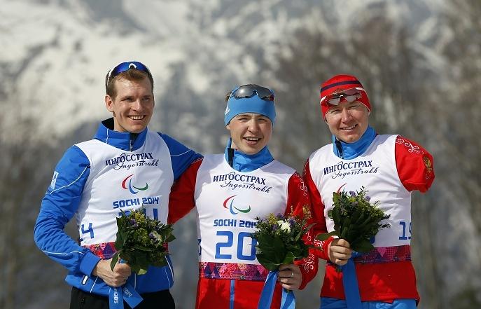 На фото: финн Илка Томисто (слева), Рушан Миннегулов (в центре), Владимир Лекомцев (справа)