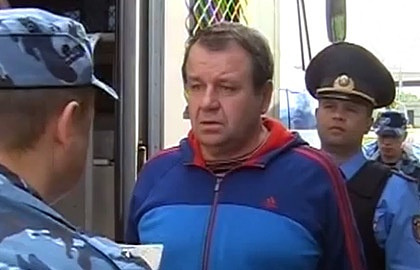 Фото ИТАР-ТАСС/ МВД Республики Белорусь/снимок с видео (Снимок с видео)