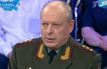 Заместитель начальника Генштаба ВС РФ Олег Салюков