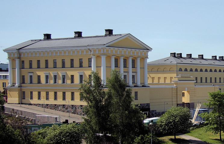 Министерство иностранных дел Финляндии.