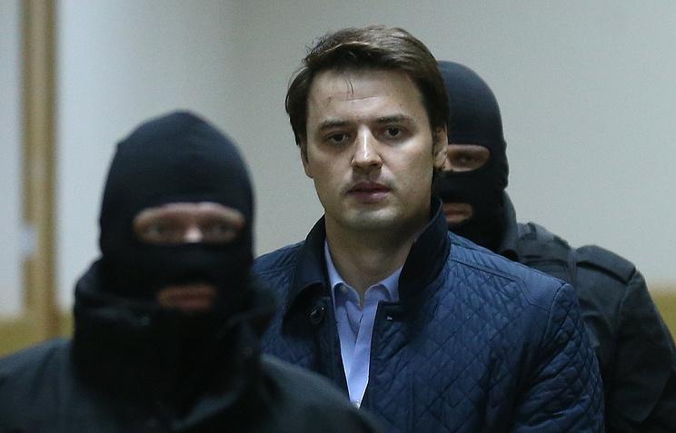 Заместитель начальника ГУЭБиПК МВД России генерал-майор полиции Борис Колесников