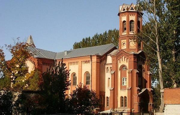Костел Посещения Пресвятой Девы Марии.