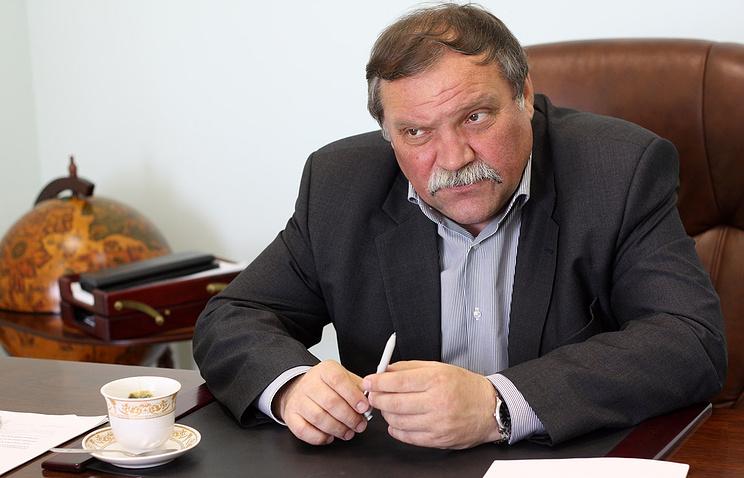Павел Чернавин
