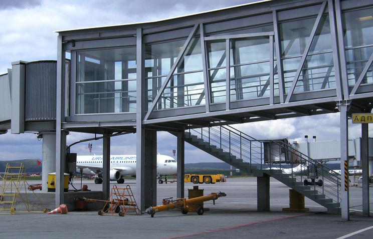 Аэропорт Кольцово