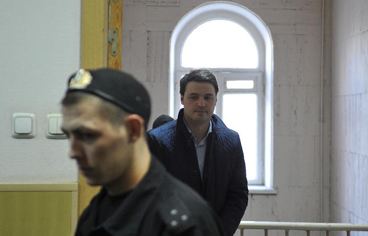 Обвиняемый Борис Колесников