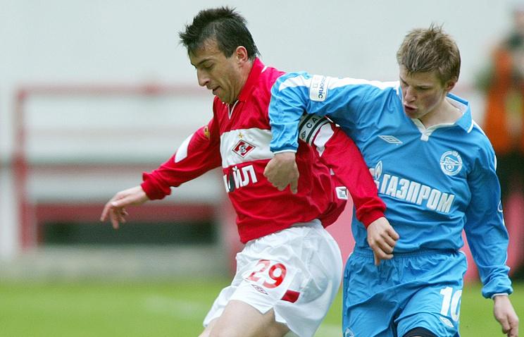 Игор Митрески (слева)