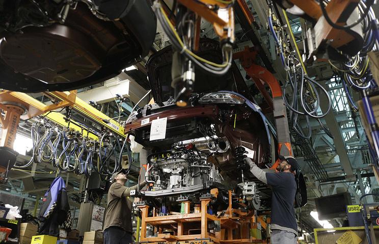 Завод Ford в Чикаго